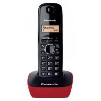 Ασύρματο Τηλέφωνο Panasonic KX-TG1611GR Κόκκινο